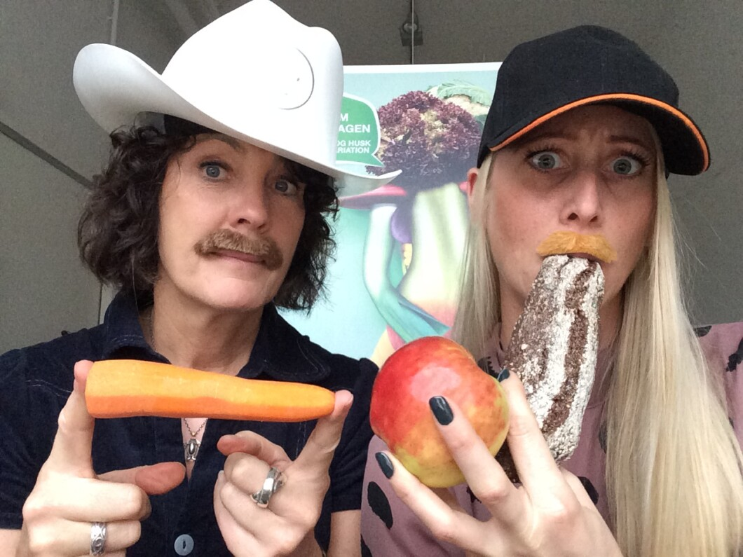 Movember Teamet